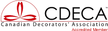 Canadian Decorators' Association - Accredited Member