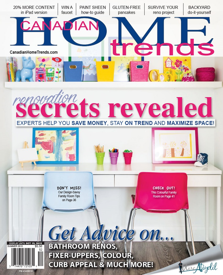 Jacklynn LIttle Interiors - Published Article October 2015